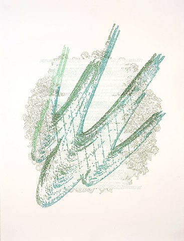 ink on paper by Todd Camplin