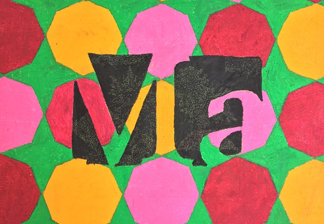 Between M and a