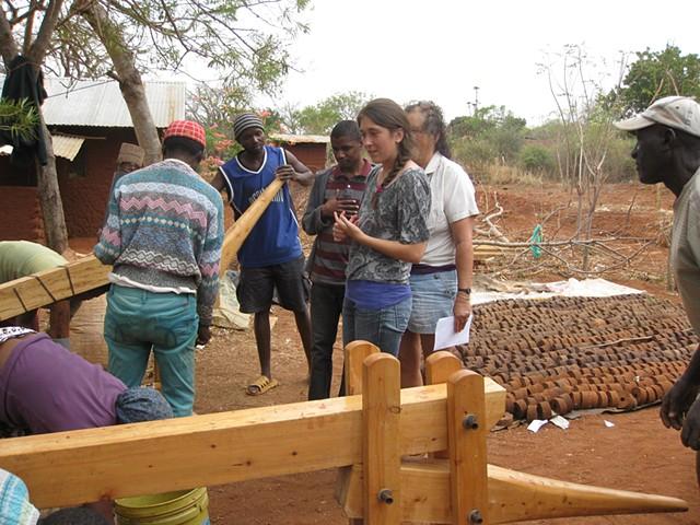 Sustainable Biofuel Option for Kasigau