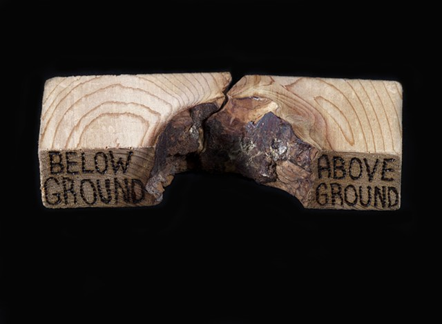 Above Ground/Below Ground