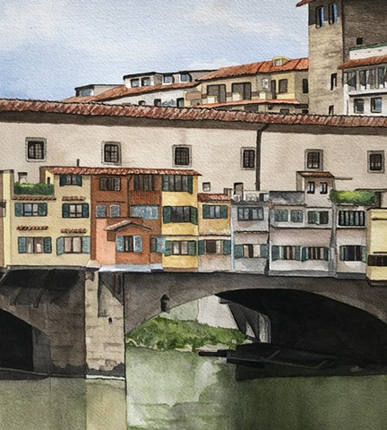 Bridging the Arno