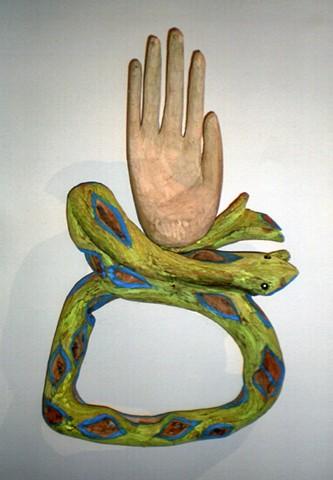 Snake Hand
