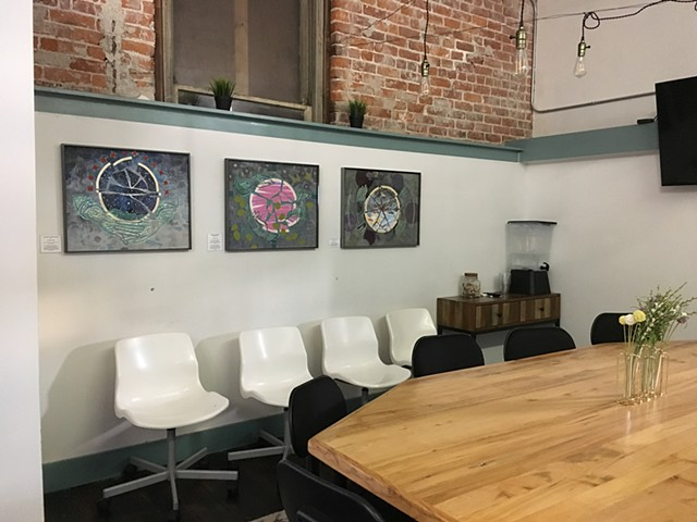 Bottoms Up Coffee Shop and CO VA CoWorking Space