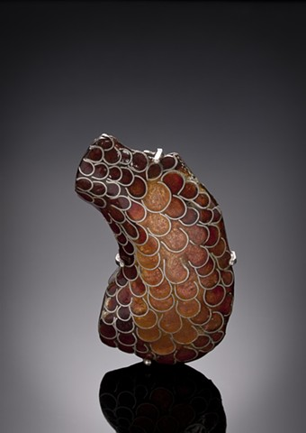 Lung Brooch