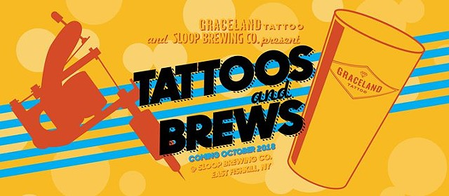 Tattoos and Brews 2018!