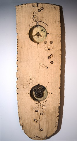 Pollinator Series - Bee and Hive