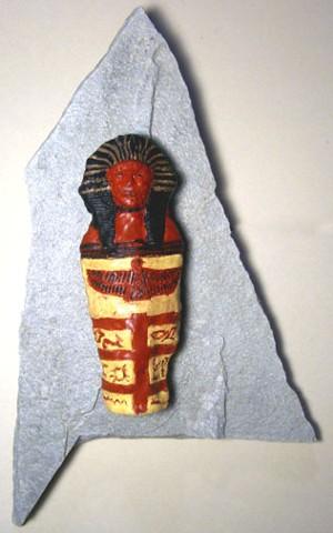 Eagle Mummy