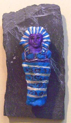 Blue Mummy