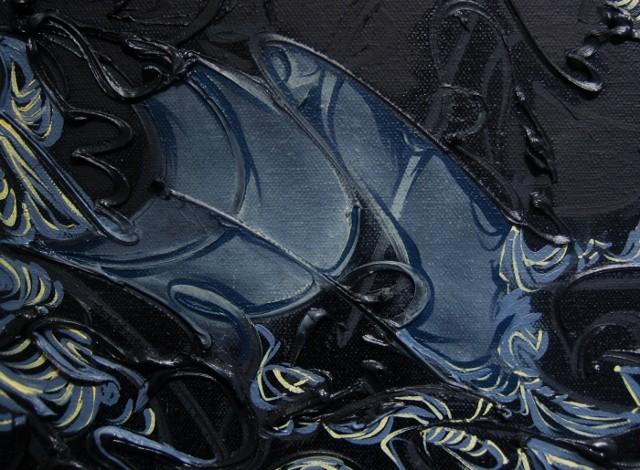 Ultra Blue (detail)