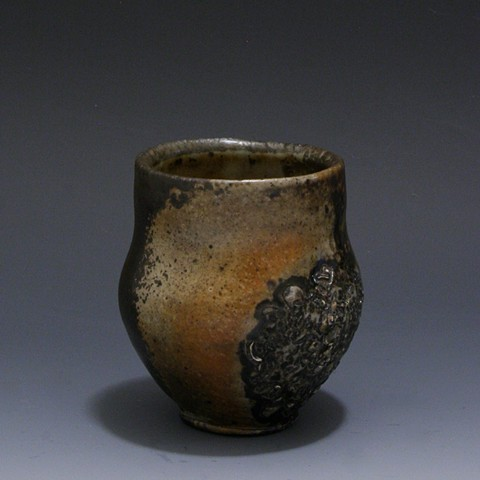 Oyster Shell Cup