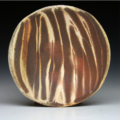 Dark Striped Plate