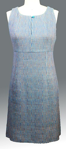 Blue Points Dress