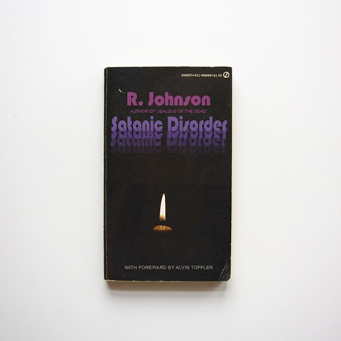 Satanic Disorder, Robert Johnson, Albert Toffler, Future Shock