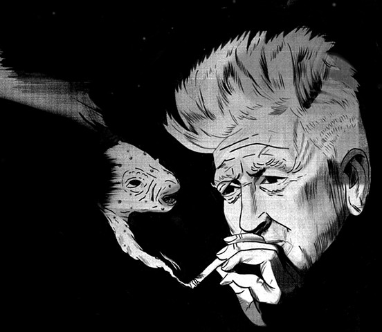 David Lynch's documentary 'The Art Life'
