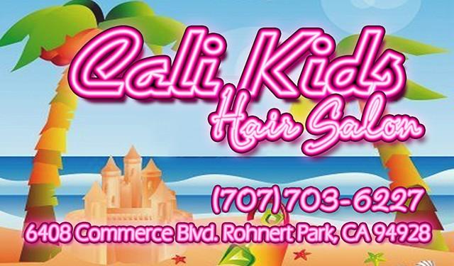 Cali Kids Hair Salon