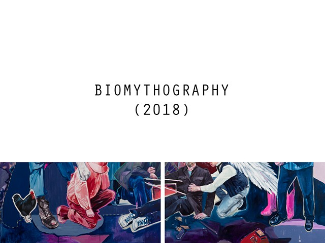 Biomythography (2018)