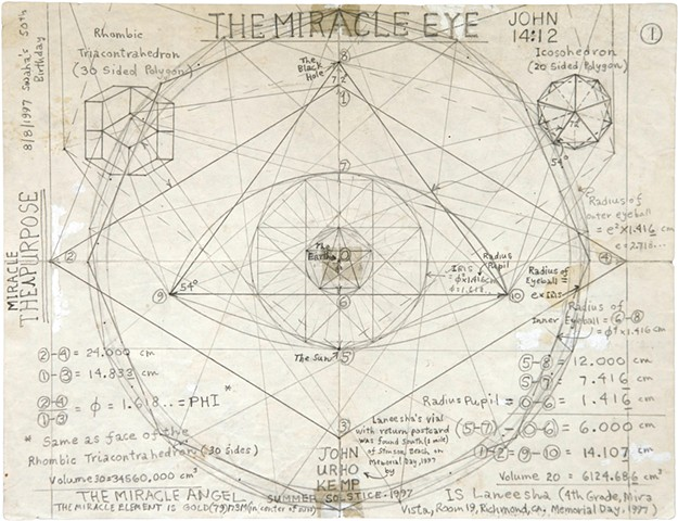 The Miracle Eye 1997 Summer Solstice