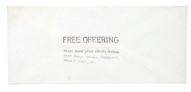 Free Offering 5/11/2004