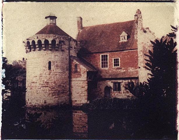 Polaroid Image Transfer