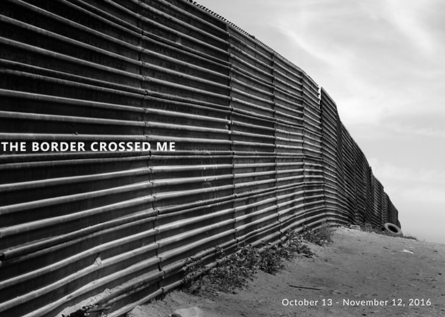 The Border Crossed Me at Bronx Art Space