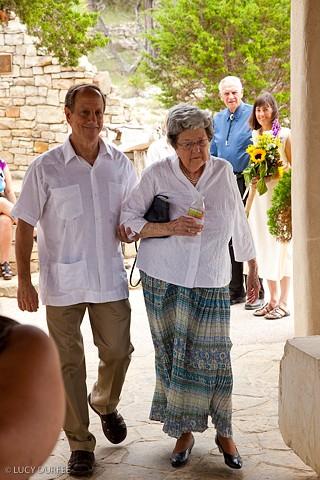 Tom and Cheryl's Mom