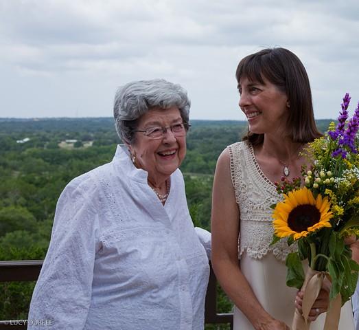 Cheryl and Mom