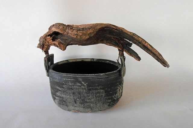 planter, ceramic, clay, Judith Rose