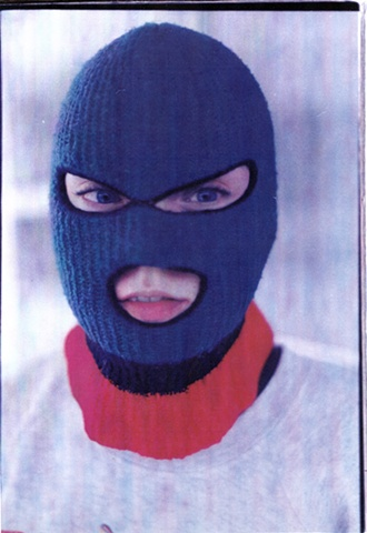 ski mask_from the series_ Drive Bys and Passing Throughs