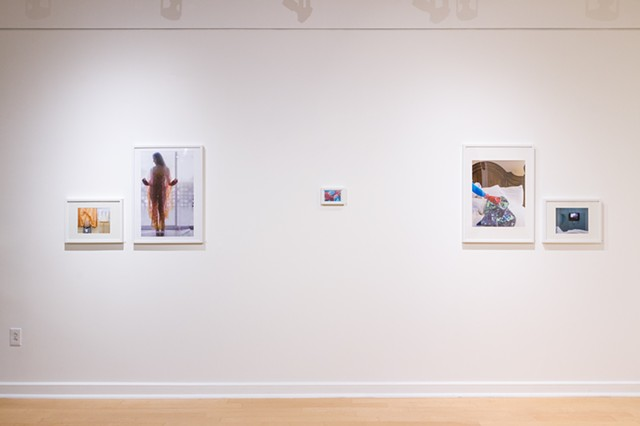Installation View 3 of Please Disturb at Gallery221@Hillsborough Community College