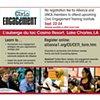 Civic Engagement Institutes advertisement