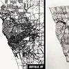 Maps, Textiles + Installation