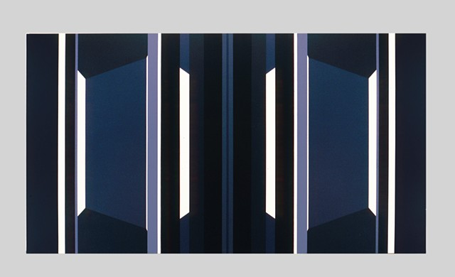 """March 1964"", triptych"