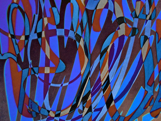 Abstract art, ABX art, ABEX ART, Digital photography, color photography, Computer art, Computer art based off digital altered photographs