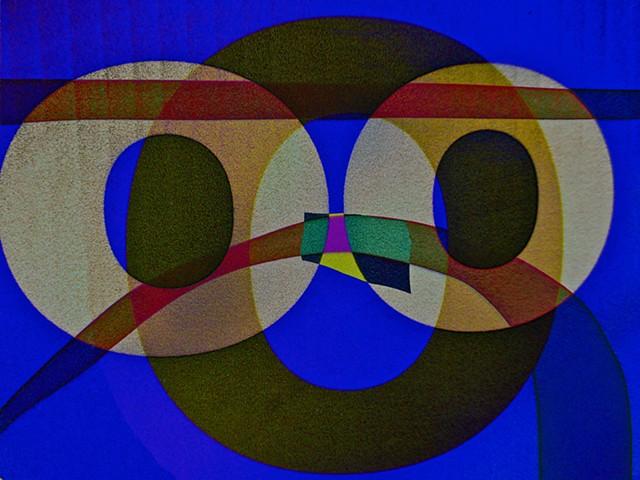 Joan Miro, Sum Zero, Some Zero, Zero, Abstract art, Hard Edge Art, Digital photography, color photography, Computer art, Computer art based off digital altered photographs