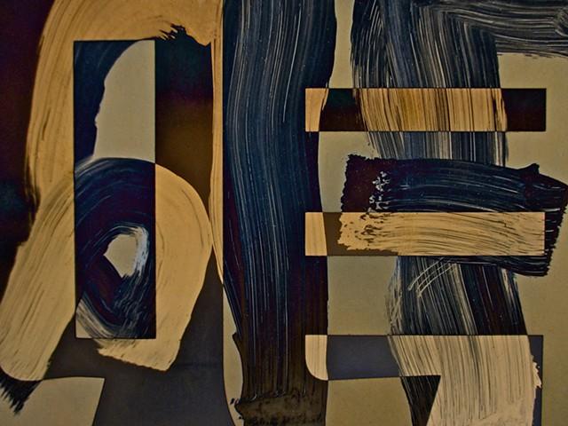 Asain Callagraphy, Graffiti, Abstract art, Hard Edge Art, Digital photography, color photography, Computer art, Computer art based off digital altered photographs