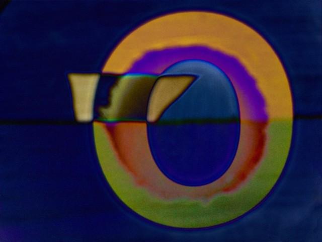 Sum Zero, Some Zero, Zero, Sunrise, Abstract art, Hard Edge Art, Digital photography, color photography, Computer art, Computer art based off digital altered photographs