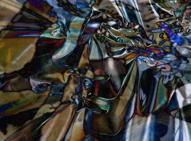 Abstract art, Hard Edge Art, Digital photography, color photography, Computer art, Computer art based off digital altered photographs