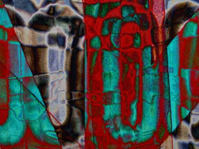Sum Zero, Some Zero, Zero, Abstract art, Hard Edge Art, Digital photography, color photography, Computer art, Computer art based off digital altered photographs