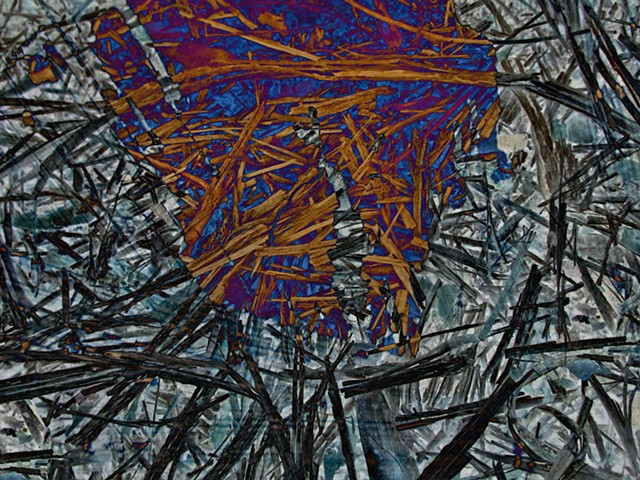 Straw, Abstract art, Hard Edge Art, Digital photography, color photography, Computer art, Computer art based off digital altered photographs