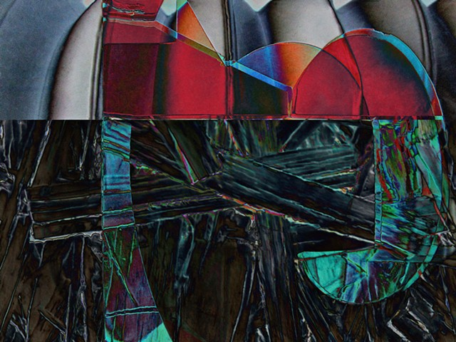 Abstract art, Hard Edge Art, Digital photography, color photography, Computer art, Computer art based off digital altered photographs