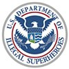 U.S. Department of Illegal Superheroes