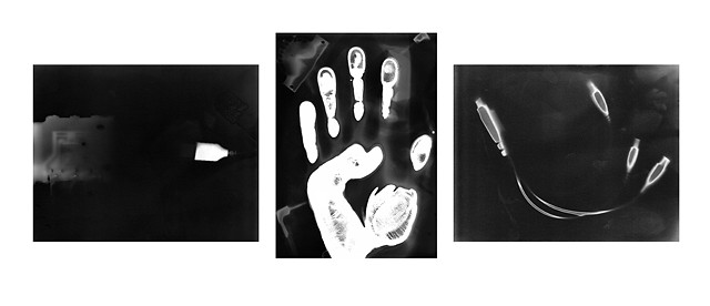 mesmerism, spirit photography, photogram, solarize, camera-less photography, alternative photography