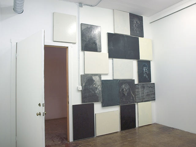 Installation view - Thieves In The Light