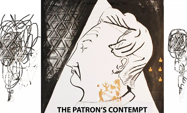 The Patron's Contempt