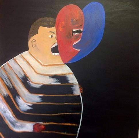 Artist, Pablo Picasso, George Condo, Misklav, Sex in London, Botero, Kofi Boamah, sex in miami