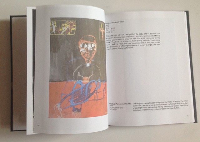 Inside of the Book