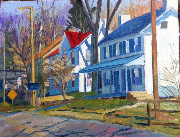 Creek Road, Chadds Ford  SOLD