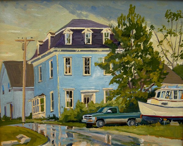 Blue House, Vinalhaven