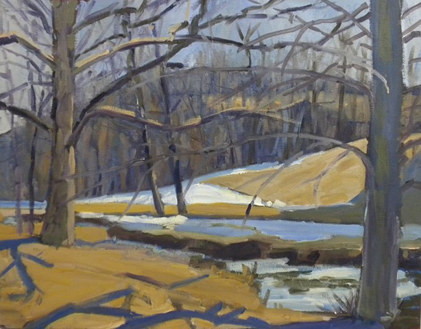 Winter Thaw - SOLD