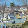 Early Spring, Wiscasset  SOLD